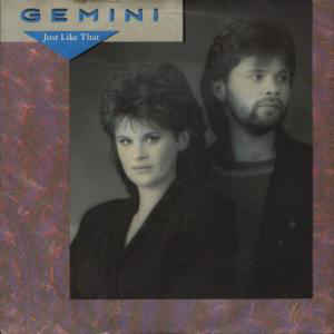 Gemini (5) ‎– Just Like That (1986)