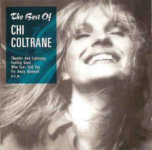 Chi Coltrane ‎– The Best Of Chi Coltrane (1988)