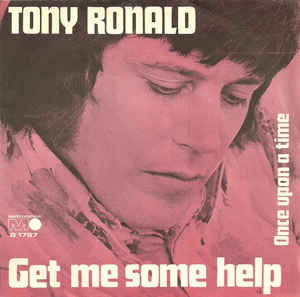 Tony Ronald ‎– Help (Get Me Some Help) (1971)