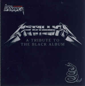 Various ‎– Metallica - A Tribute To The Black Album (2011)
