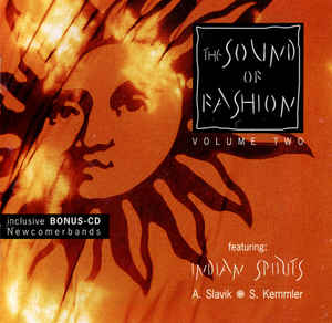 Various ‎– The Sound Of Fashion Volume Two (1994)
