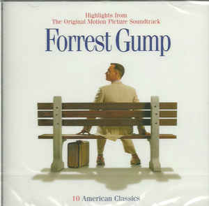 Various ‎– Forrest Gump - Highlights From The Original Motion Picture Soundtrack (2005)