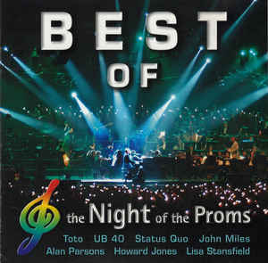 Various ‎– Best Of The Night Of The Proms (Pop Meets Classic) (2002)