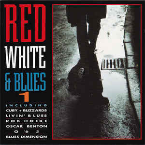 Various ‎– Red White & Blues - Part 1 (1990)