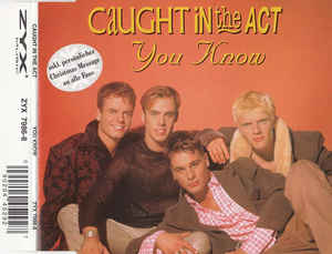 Caught In The Act ‎– You Know (1995)