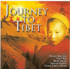 Various ‎– Journey To Tibet (1998)