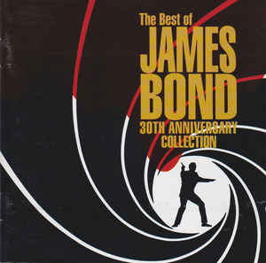 Various ‎– The Best Of James Bond (30th Anniversary Collection) (1992)