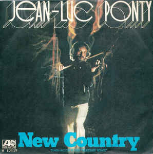 Jean-Luc Ponty ‎– New Country (1977)