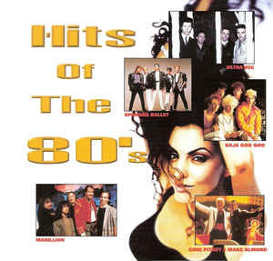 Various ‎– Hits Of The 80's (1998)