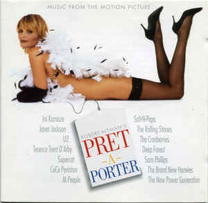 Various ‎– Pret-A-Porter (Music From The Motion Picture) (1994)