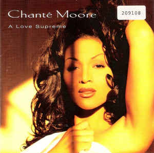 Chanté Moore ‎– A Love Supreme (1994)