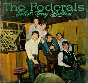 The Federals (2) Solist: Tony Bolton (2) ‎– The Federals Solist: Tony Bolton (1965)