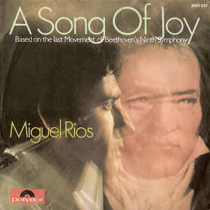 Miguel Rios* ‎– A Song Of Joy (1970)