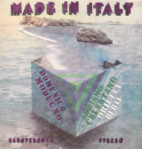 Various ‎– Made In Italy (Oldies But Goldies) (1985)