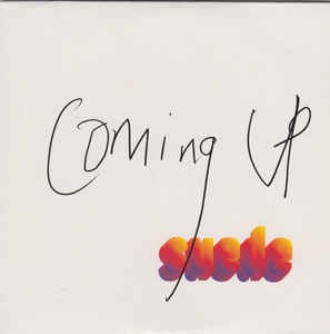 Suede ‎– Coming Up (1996)