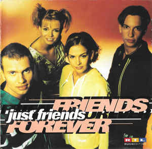 Just Friends ‎– Friends Forever (1996)