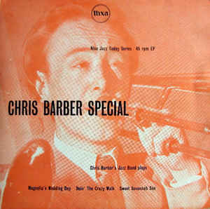 Chris Barber's Jazzband* ‎– Chris Barber Special (1956)