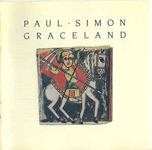 Paul Simon ‎– Graceland (1986)