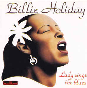 Billie Holiday ‎– Lady Sings The Blues (1990)