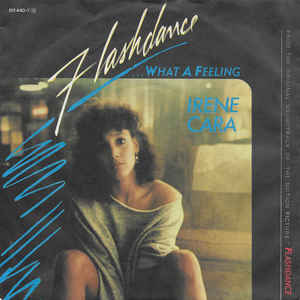 Irene Cara ‎– Flashdance... What A Feeling (1983)