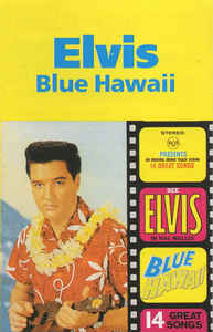 Elvis Presley ‎– Blue Hawaii