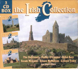 Various ‎– The Irish Collection (1998)