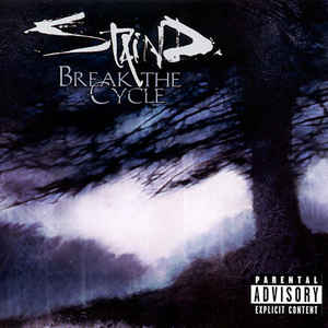 Staind ‎– Break The Cycle (2001)