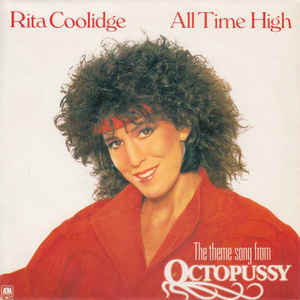 Rita Coolidge ‎– All Time High (The Theme Song From Octopussy) (1983)