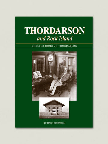 Thordarson and Rock Island