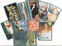 Marilyn Trading Cards