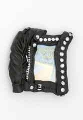 Leather Jacket Picture Frame