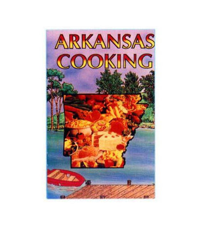 Arkansas Cook Book Cooking