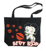 Betty Boop Tote Bag Kisses