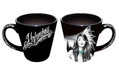 David Gonzales Art Mug Latte Harmony