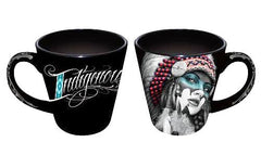 David Gonzales Art Mug Latte Indigenous