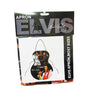 Elvis Apron Guitar Shape 3 Images
