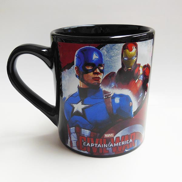 Captain America Mug Civil War