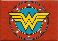 Wonder Woman Magnet Logo