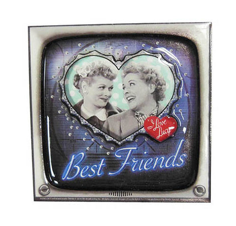 Lucy Magnet Laser 3D Best Friends TV