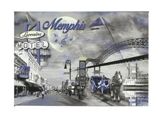 Memphis Postcards Smokey Night