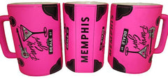 Memphis Shot Glass Mini Purse Party Girl
