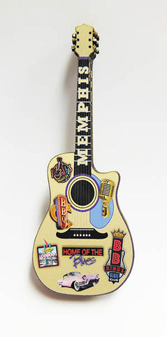 Memphis Magnet Guitar Patches