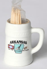 Arkansas Toothpick Holder Map