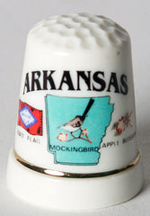 Arkansas Thimble Map