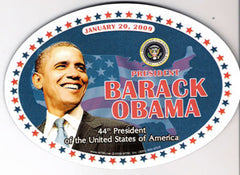 Obama Magnet Oval