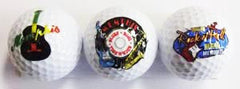 Memphis Golf Balls Set of 3