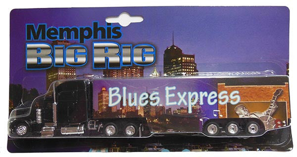 Memphis Truck Collage Sunglasses