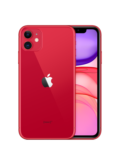 iPhone 11 64GB - Red [MWL9LL/A]