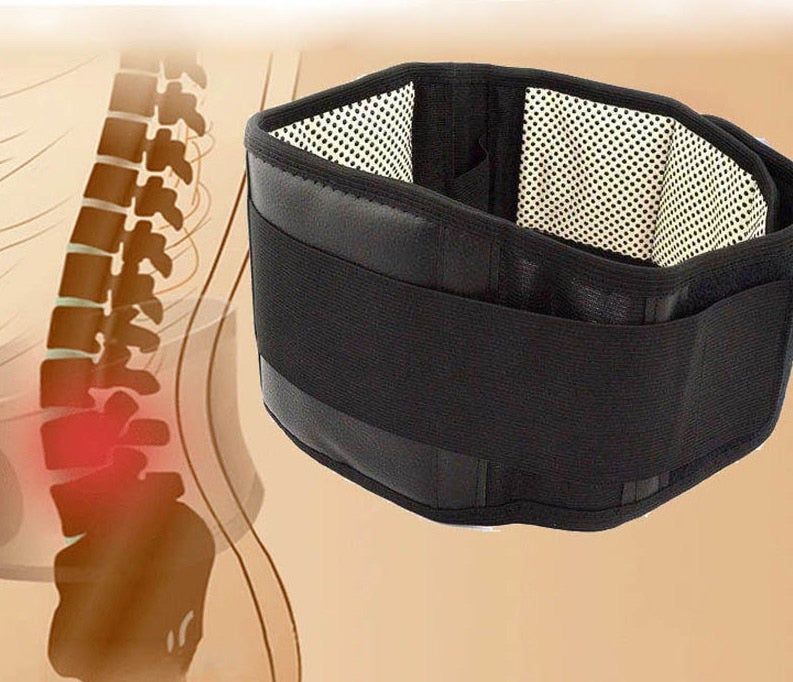 Waist Tourmaline Self heating Magnetic Therapy