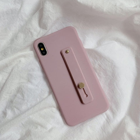 Colourful silicone soft Iphone case